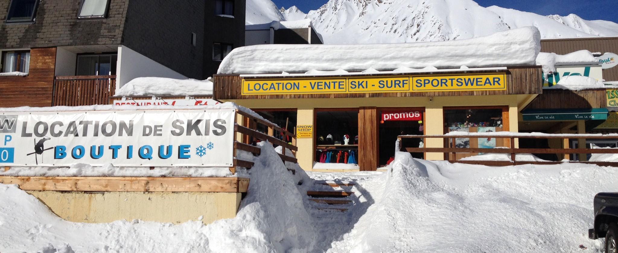 Snow Shop 1850