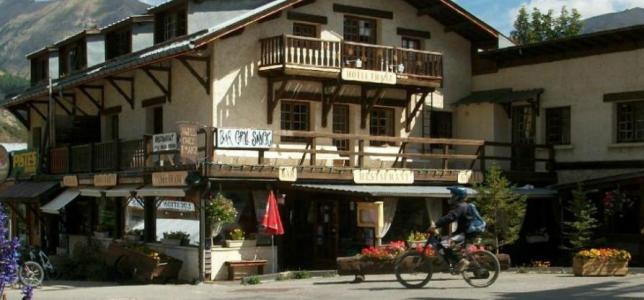 Hotel Chez Franz Foux Allos